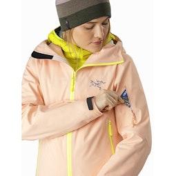 Sentinel AR Jacket Women's Elixir Sleeve Pocket