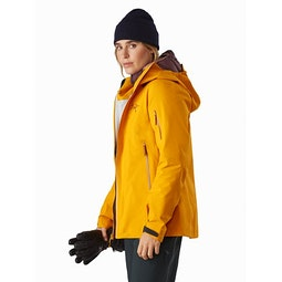 Sentinel AR Jacket Women's Quantum Side View