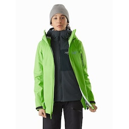 Sentinel AR Jacket Women's Ultralush Front View v1