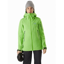 Sentinel AR Jacket Women's Ultralush Front View