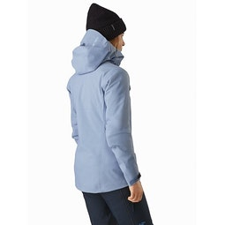 Sentinel AR Jacket Women's Zephyr Back View