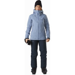 Sentinel AR Jacket Women's Zephyr Full View