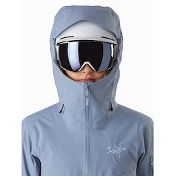 Sentinel AR Jacket Women's Zephyr Helmet Compatible Hood v1
