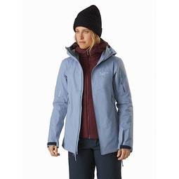 Sentinel AR Jacket Women's Zephyr Open View