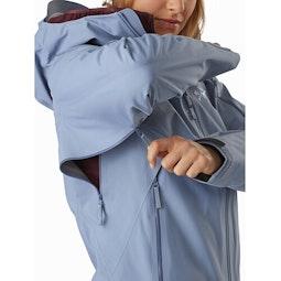 Sentinel AR Jacket Women's Zephyr Pit Zip