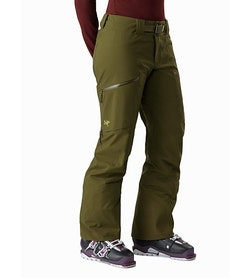 Sentinel AR Pant Women's Bushwhack Front View