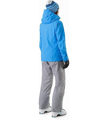 Sentinel Jacket Women's Baja Back View
