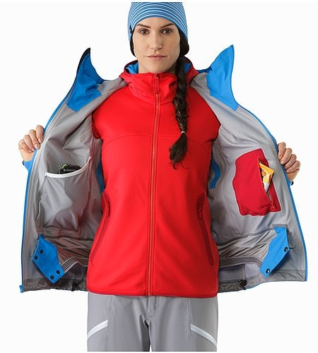 Sentinel Jacket Women's Baja Internal Pockets