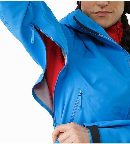 Sentinel Jacket Women's Baja Pit Zip