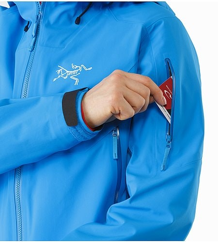Sentinel Jacket Women's Baja Sleeve Pocket