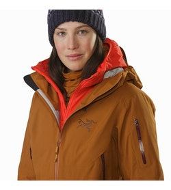 Sentinel Jacket Women's Rhassoul Collar