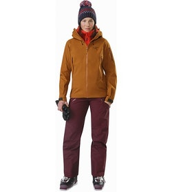 Sentinel Jacket Women's Rhassoul Front View