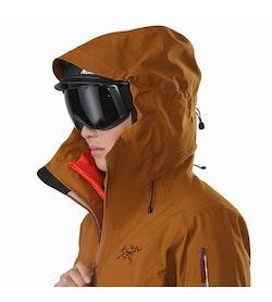 Sentinel Jacket Women's Rhassoul Helmet Compatible Hood