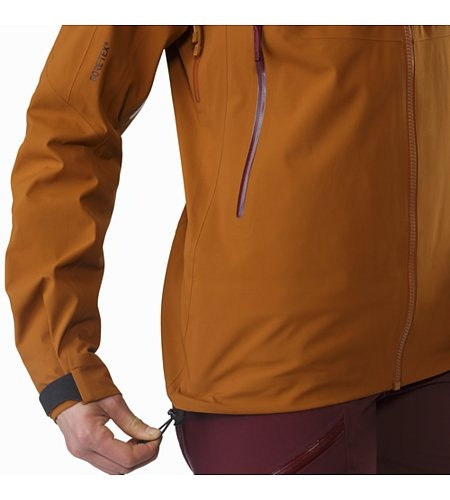 Sentinel Jacket Women's Rhassoul Hem Adjuster