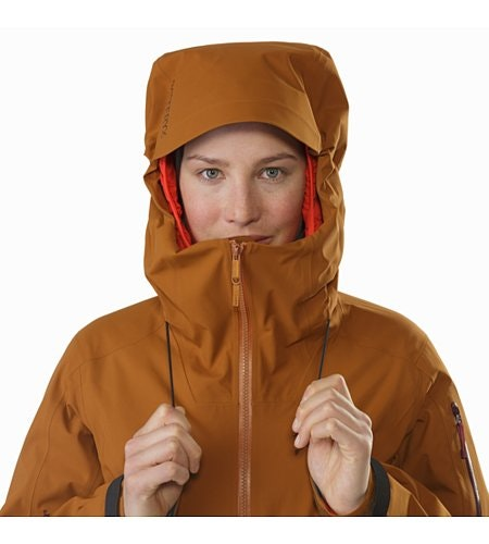 Sentinel Jacket Women's Rhassoul Hood Adjuster