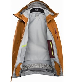 Sentinel Jacket Women's Rhassoul Internal View