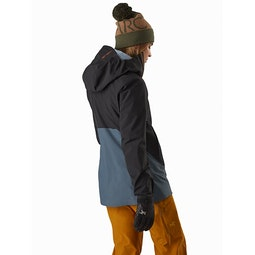 Sentinel LT Jacket Women's Dark Magic Back View