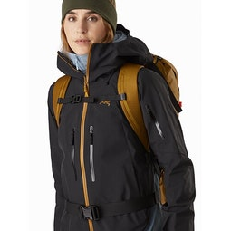 Sentinel LT Jacket Women's Dark Magic Chest Pocket