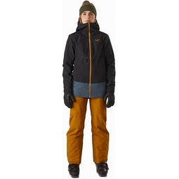 Sentinel LT Jacket Women's Dark Magic Full View