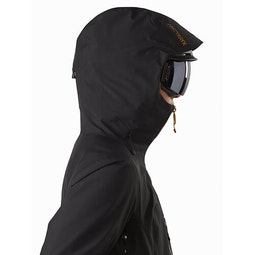 Sentinel LT Jacket Women's Dark Magic Helmet Compatible Hood