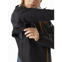 Sentinel LT Jacket Women's Dark Magic Pit Zip