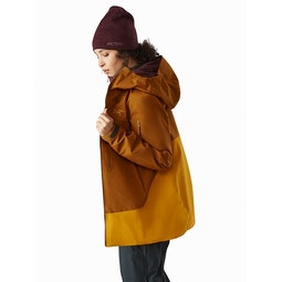 Sentinel LT Jacket Women's Golden Hour Side View