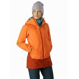 Sentinel LT Jacket Women's Ridge Rise Outfit