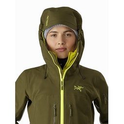 Sentinel LT Jacket Women's Treeline Tonic Hood
