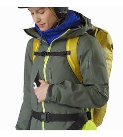 Sentinel LT Jacket Women's Twisted Pine Chest Pocket