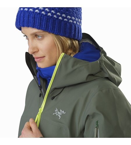 Sentinel LT Jacket Women's Twisted Pine Collar