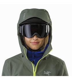 Sentinel LT Jacket Women's Twisted Pine Helmet Compatible Hood