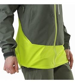 Sentinel LT Jacket Women's Twisted Pine Hem Adjuster