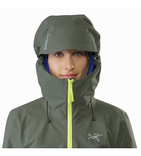 Sentinel LT Jacket Women's Twisted Pine Hood Up