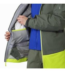 Sentinel LT Jacket Women's Twisted Pine Internal Dump Pocket