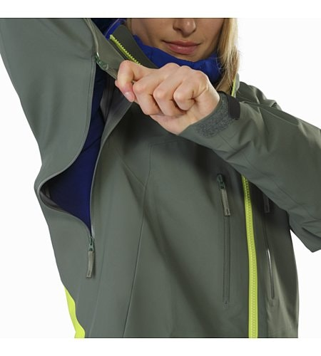 Sentinel LT Jacket Women's Twisted Pine Pit Zip