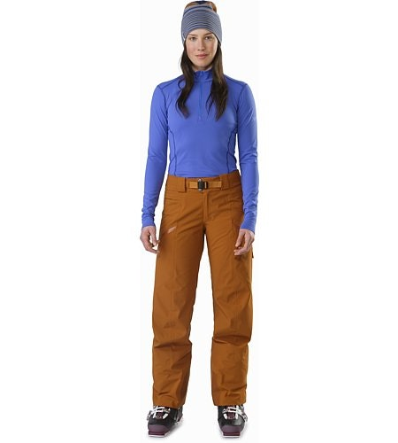Sentinel Pant Women's Rhassoul Front View