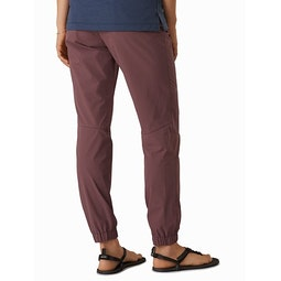 Serres Pant Women's Inertia Back View