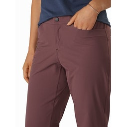 Serres Pant Women's Inertia Front Pockets