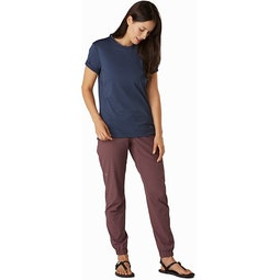 Serres Pant Women's Inertia Full View
