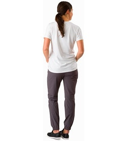 Serres Pant Women's Whiskey Jack Back View