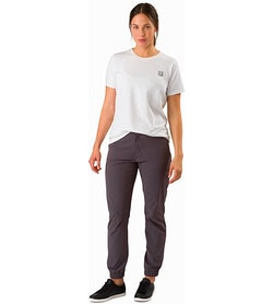 Serres Pant Women's Whiskey Jack Front View