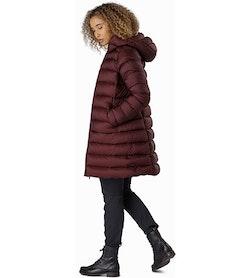 Seyla Coat Women's Flux 1