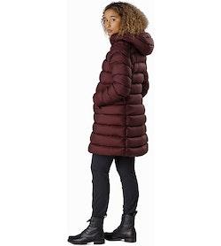 Seyla Coat Women's Flux Back View