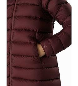 Seyla Coat Women's Flux Hand Pocket