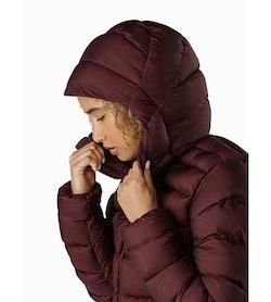 Seyla Coat Women's Flux Hood