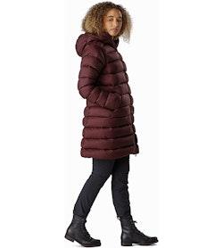 Seyla Coat Women's Flux Side View