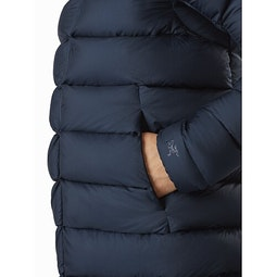 Seyla Coat Women's Megacosm Hand Pocket