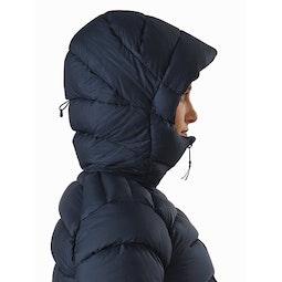 Seyla Coat Women's Megacosm Hood