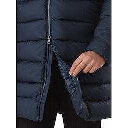 Seyla Coat Women's Megacosm Two Way Zipper