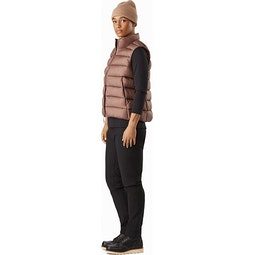 Seyla Vest Women's Jute Full View